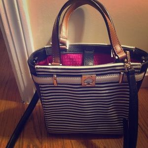 Authentic Kate Spade Hand Bag with Strap